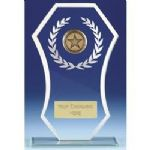 Clear Glass Award KN001